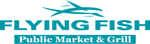 Flying Fish Market Logo