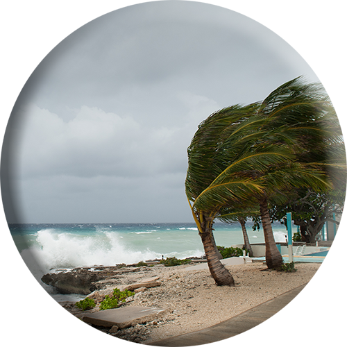 Bad Beach Weather